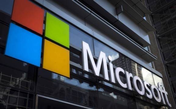 微软第四财季营收337亿美元 净利润132亿增49%