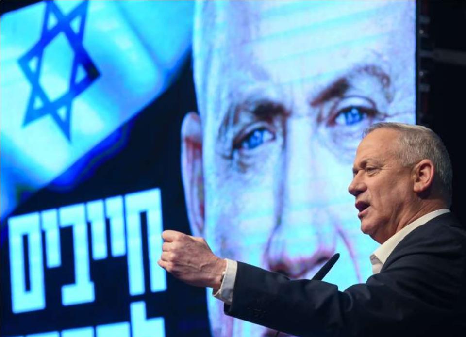 以色列敌对领导人延长权力分享谈判
